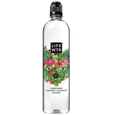 Life Wtr 700 Milliliter 12 Ct Plastic Bottles photo