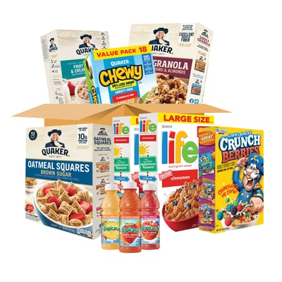 Rise and Shine Pack - Family Size photo