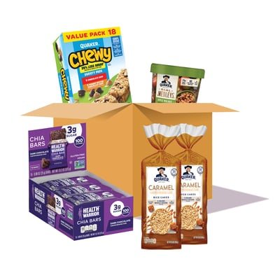 Everyday Pantry Pack - Standard Size photo