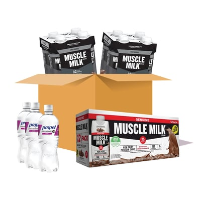 Workout & Recovery - Stock Up photo