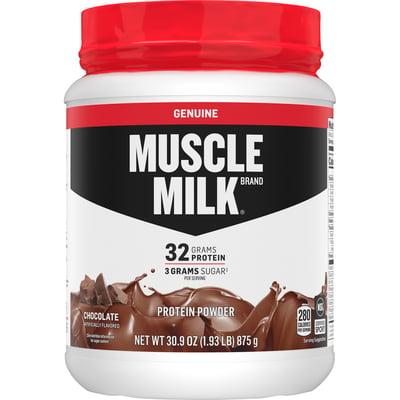 Muscle Milk Protein Powder, 1.9lb photo