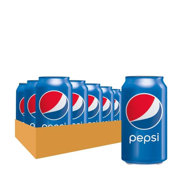 Pepsi Cola 12 Fl Oz 18 Ct Cans