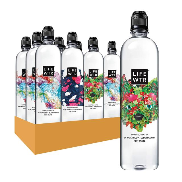 LIFEWTR 700ML Bottle 12 Count
