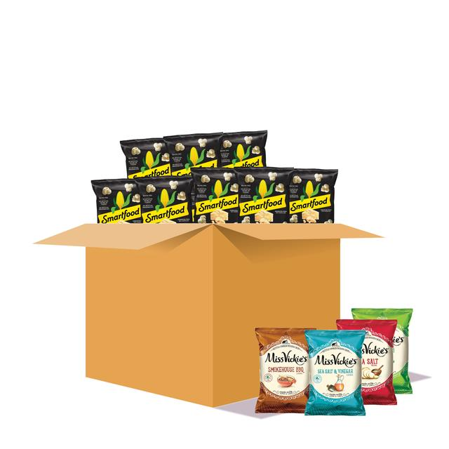 Snacking Staples - Stock Up
